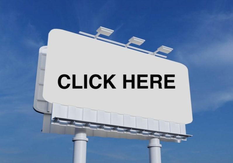 Click here billboard