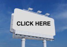 Click here billboard
